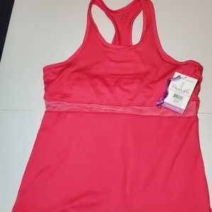 SOYBU Athletic Tank Top Size Large Color Red